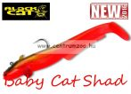 Black Cat Baby Cat Shad rainbow cat 75g 18cm 2db (3295304)