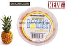 Sonubaits Oozing Semi-Buoyant 8mm pop-up Pineapple - ananász ízű vérző bojli (SOB/PINE)