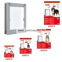 Camon IN&OUT Aluminium   Medium Premium alumínium kutya ajtó AX011/MD
