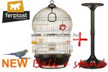 Ferplast Bali Ottonata Gold + Stand prémium arany papagáj, pinty kalit + állvány (51018802IO)