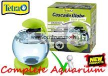 Tetra Cascade Waterfall Globe Fresh Green akvárium szett 6,8 liter - ZÖLD