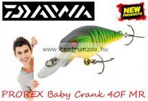Daiwa Prorex Baby Crank 40F MR wobbler 4cm 3g (15206-4**)