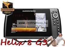 Humminbird® HELIX® 8 Chirp MEGA DI GPS G3N halradar (596976) 2019NEW
