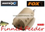 Fox Matrix Finned Feeder Medium 30g talpra eső feeder kosár (GFR130)