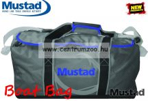 """Mustad Boat Bag 18"""" 500D Tarpaulin PVC vízmentes hátizsák 46cm (MB014)"""