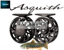 Shimano Asquith Fly 3/4 prémium legyező orsó 3 dobbal (ASQ34)