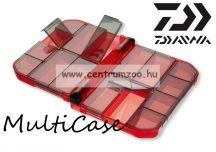 DAIWA Premium Multi Case 122MD 12.2x9.7x3.4cm aprócikkes doboz biztos zárással (15807-122)
