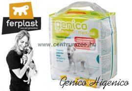 Ferplast Genico Medium 10db higiéniai alátét kutyapelenka emelt nedvszívó képességgel