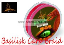 Radical Carp BASILISK CARP BRAID 0,28mm 35lb 350m 15,9kg RED fonott zsinór