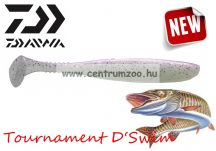 Daiwa Tournament D'swim gumihal pearl 9cm 5db (16506-408)