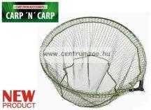 MERÍTŐFEJ  Carp Zoom Net Head GREEN könnyű merítő 60*55cm (CZ2999)