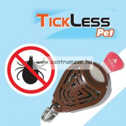 Tickless Pet ULTRAHANGOS KULLANCS- és BOLHARIASZTÓ KÉSZÜLÉK KUTYÁK és MACSKÁK számára