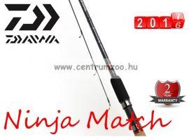Daiwa Ninja Match 12' 360cm 2 rész match bot (204626)(NJM12PW)