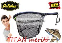 MERÍTŐ Delphin TITAN rablóhalas merítő 40x30cm (942000251)