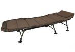 FOX R-Series R1 Camo Bedchairs 6 lábú prémium pontyozó ágy (CBC054) + FEEDER CSALI