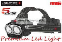 LED LENSER XEO19RB Led fejlámpa Li ION 2000lm 300m XEO19RB-7319-RB BLACK