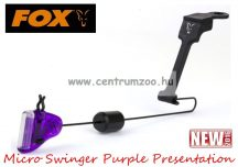 FOX Micro Swinger Purple Presentation - (CSI061)