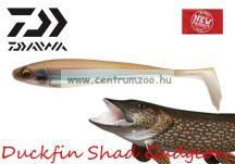 Daiwa Prorex Duckfin Shad UV prémium gumihal  6cm - Wakasagi 9db/csomag (15600-306)