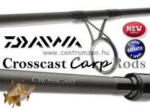 Daiwa Crosscast Carp Rods 12láb 3,6m 3 libra 2 részes bojlis bot (11561-360)