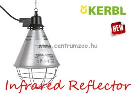 Kerbl Infrared Reflector Infralámpa 2,5 m kábel 21cm max 175W (2228)