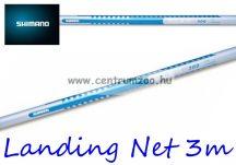 MERÍTŐNYÉL Shimano 3,00 m TC BX Landing Net  (TCLNBX300 )