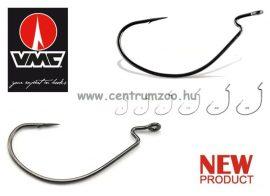 VMC 7316 Strong Wide Gap Worm műcsalis, gumihalas horog 10db/cs