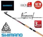 Shimano bot VENGEANCE AX SLIM TE 360 40-80g (VAXSLTE364080)