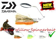 Daiwa Prorex Willow Spinnerbait 7g Gold Perch Műcsali (15426-104)