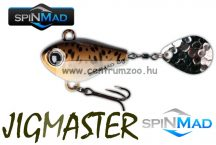 SpinMad Tail Spinner gyilkos wobbler JIGMASTER  8g 2307