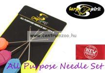 fűzőtű - Carp Spirit All Purpose Needle Set fűzőtű szett 4db-os (ACS010269)