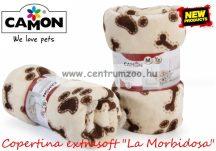 """Camon Copertina extrasoft """"La Morbidosa"""" puha kutyatakaró 130x120cm (C090/B)"""