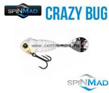 SpinMad Blade Baits gyilkos wobbler CRAZY BUG 4g  2404
