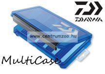DAIWA Premium Multi Case 232N 23.2x12.7x3.4cm aprócikkes doboz biztos zárással (15807-233)