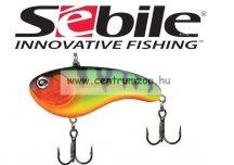 Sebile® Flatt Shad megbízható wobbler FS-096-XH-FTG - FireTiger (1407733)