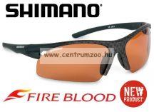 Shimano napszemüveg FIREBLOOD polár napszemüveg (SUNFB) NEW