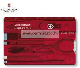 Victorinox Swiss card ruby (classic)  0.7100.T