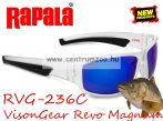 Rapala RVG-236C Revo Magnum Series szemüveg - Polarized Blue Mirror