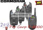 CORMORAN PRO CARP F-2000 kapásjelző szett 2+1 (11-80299)