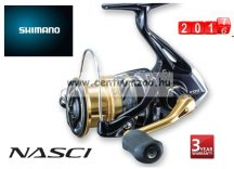Shimano NASCI 2500 FB elsőfékes orsó (NAS2500FB)