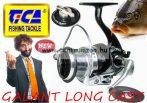 TICA GALANT 10000 LONGCAST (GLAT) 7+1BB pontyozó orsó 2 dobbal (GLAT10000)