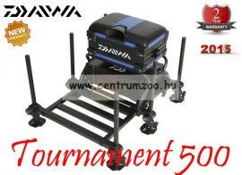 Daiwa Tournament ® 500 Seat Box  NEW versenyláda  (15811-500) (15811-501)