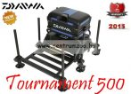Daiwa Tournament ® 500 Seat Box  2015NEW versenyláda  (15811-500) (15811-501)