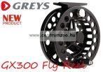 Greys GX300 Fly Reel 6-7-8 prémium legyező orsó (1326535) GRGX35