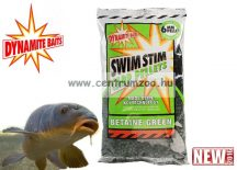 Dynamite Baits Swim Stim Natural Betaine Green pellet 8mm 900g (DY102)