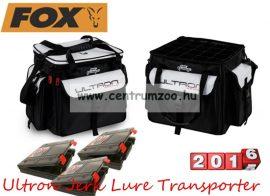 Fox Ultron Jerk Lure Transporter pergető horgásztáska 43x34x34cm (NLU017)