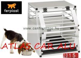 Ferplast Atlas Car Aluminium Small szállító box