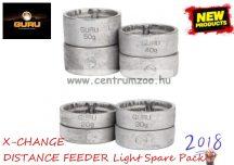 GURU X-CHANGE DISTANCE FEEDER Light Spare Pack 40-50g (GAD14)
