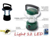 keresőlámpa Carp Spirit 12 ledes tábori lámpa (ACC380000)