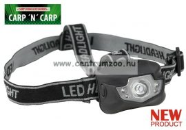 fejlámpa  Carp Zoom Night Guide 1+4 LED fejlámpa fejlámpa (CZ1659)