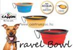 Camon Travel Bowl utazó etető-itató tál 7,5dl (C037/2)